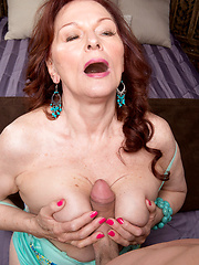 A 28-year-old Cums In A 71-year-olds Pussy