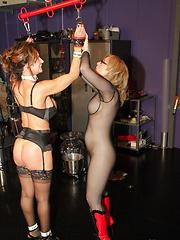 Deauxma gets the Nina Hartley treatment