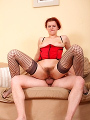 Hairy bushy pussy is warm and inviting!