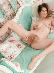 Ashleigh McKenzie has fun getting naked