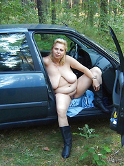 I would like to drive with these mature sluts