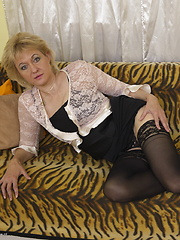 Mature housewife loves sex